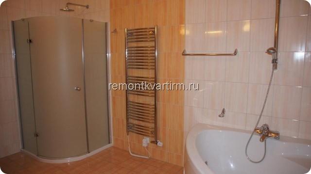ремонт квартир фотография ванной