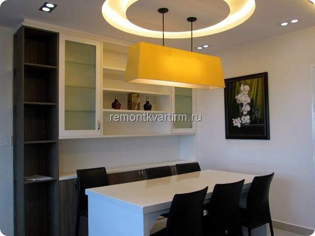 на фото: ремонт квартир в Москве